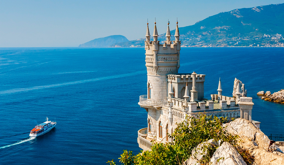 Где лучше всего отдохнуть на Южном берегу Крыма?