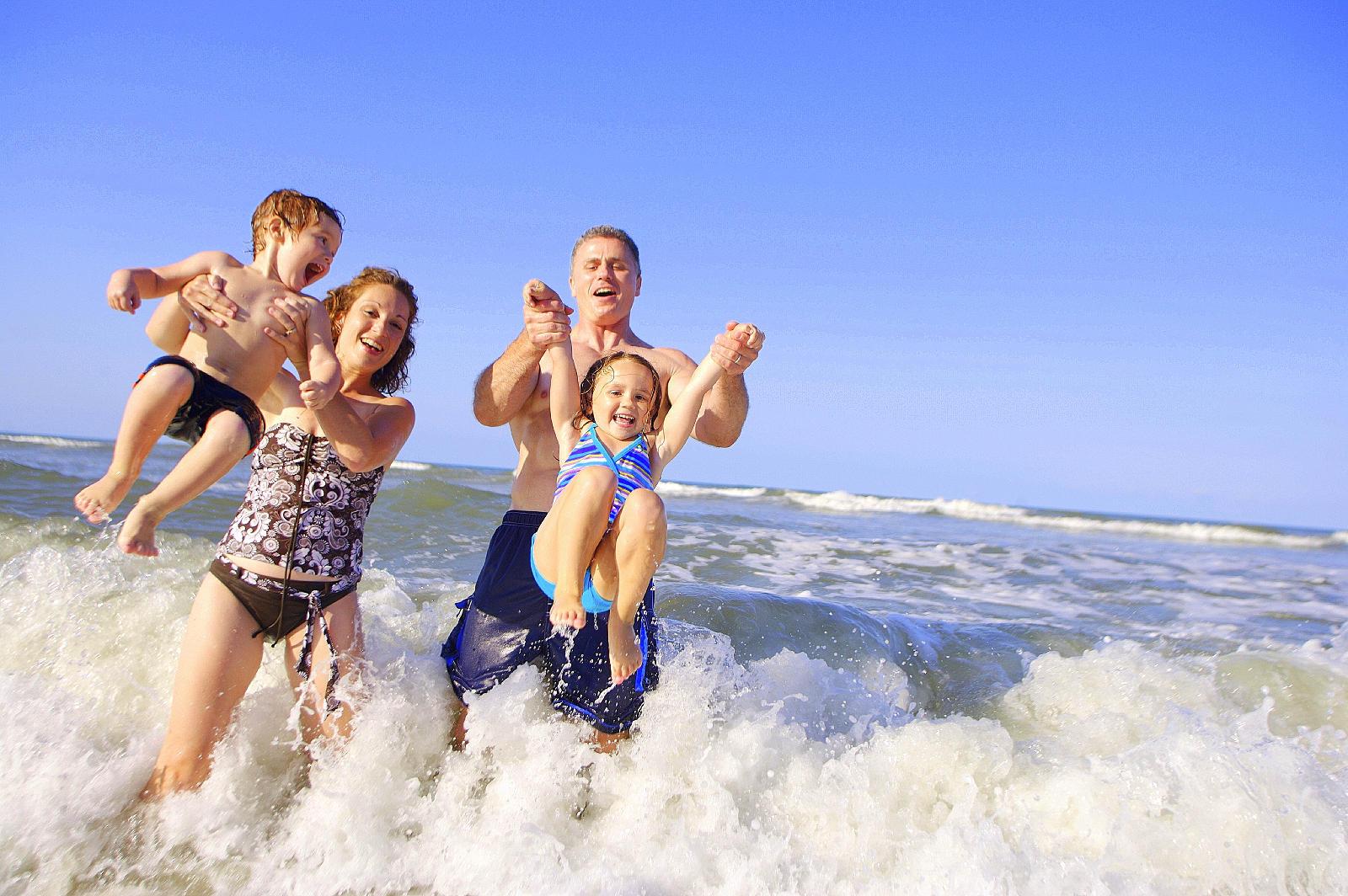 Как спланировать летний отдых с ребенком?