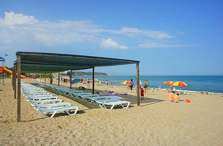 ТОП лучших песчаных пляжей в Крыму
