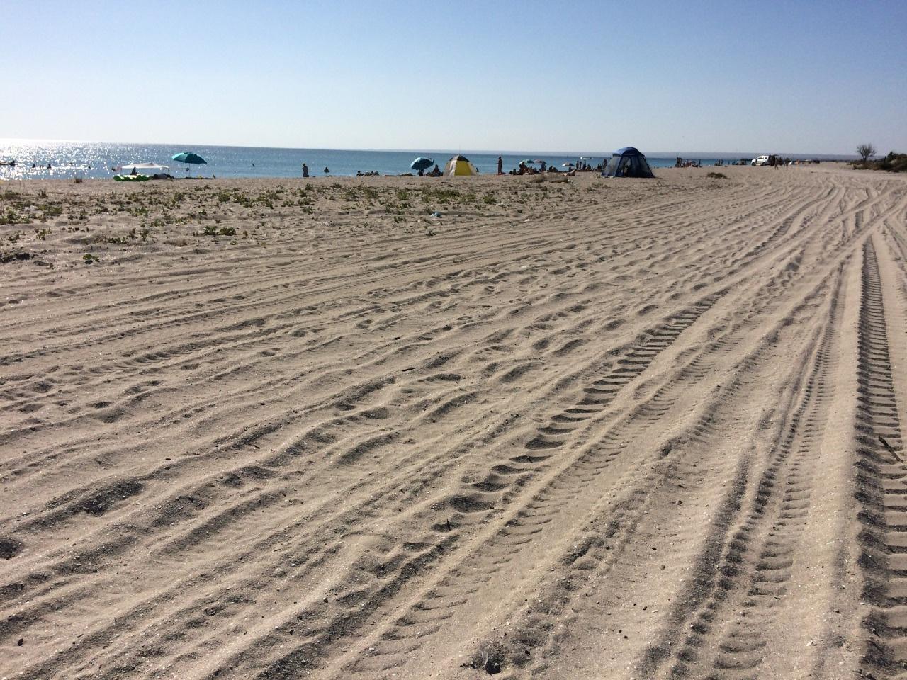 Коса Южная на западном побережье Крыма: отличные песчаные пляжи и сплошные сюрпризы