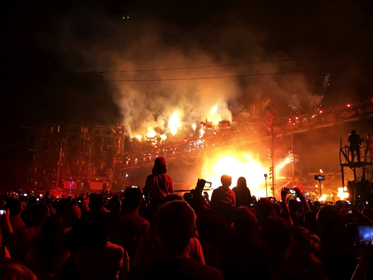 Отчет о XXIII «Байк-Шоу» под названием «Русская Мечта» на горе Гасфорта под Севастополем