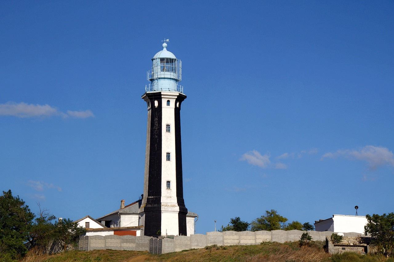 Самые красивые крымские маяки