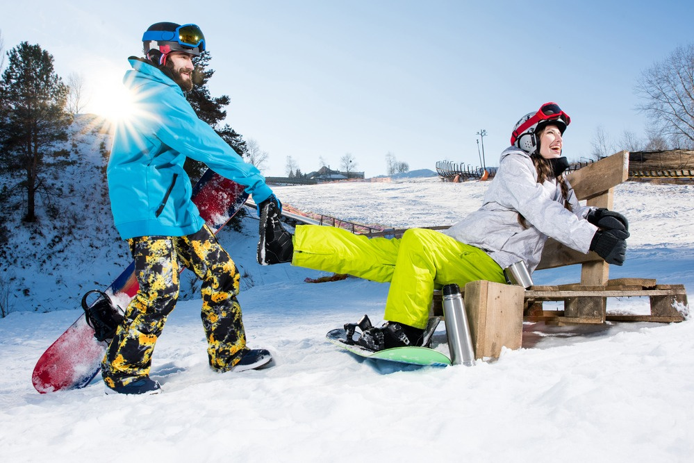5 причин поехать зимой на горнолыжный курорт