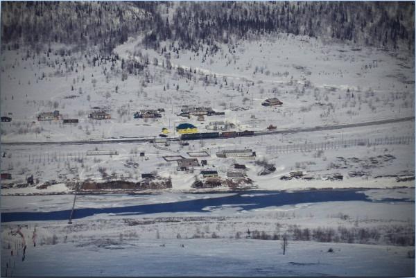 Горнолыжные курорты в Тюменской области (Урал)