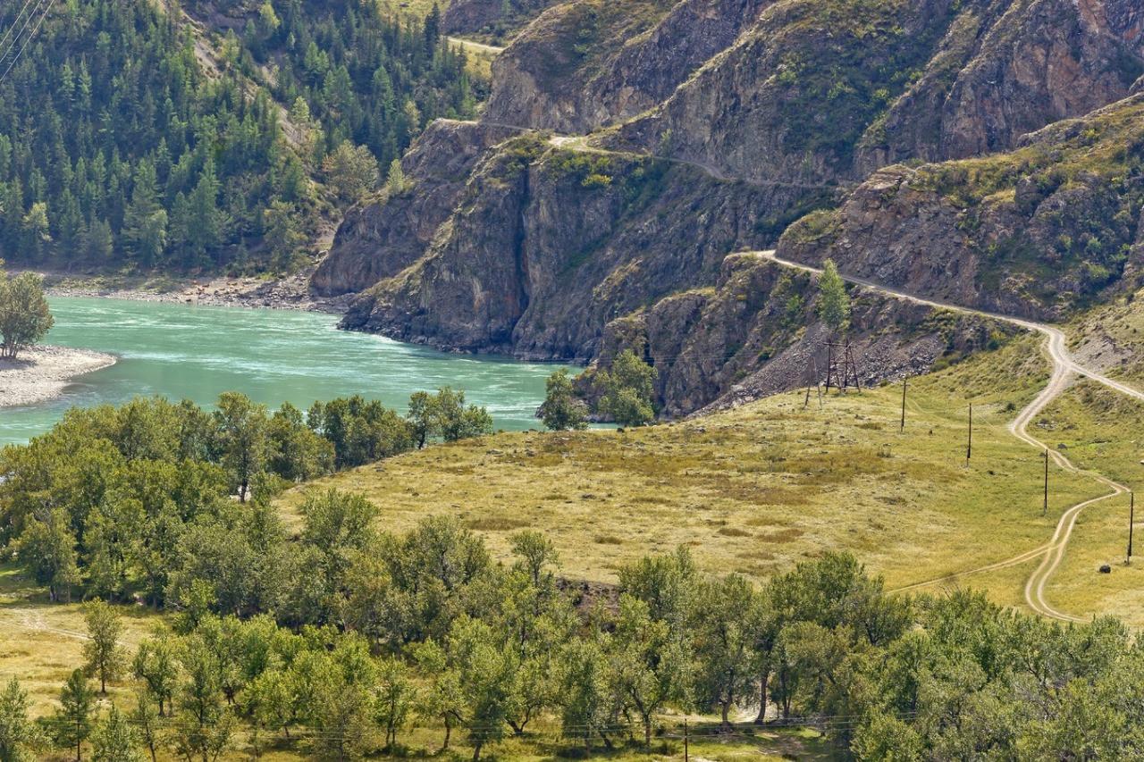 5 причин побывать на Алтае