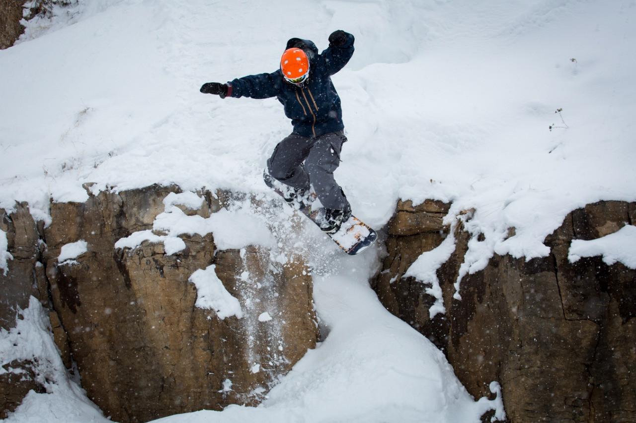 Как не получить травму на горнолыжном курорте