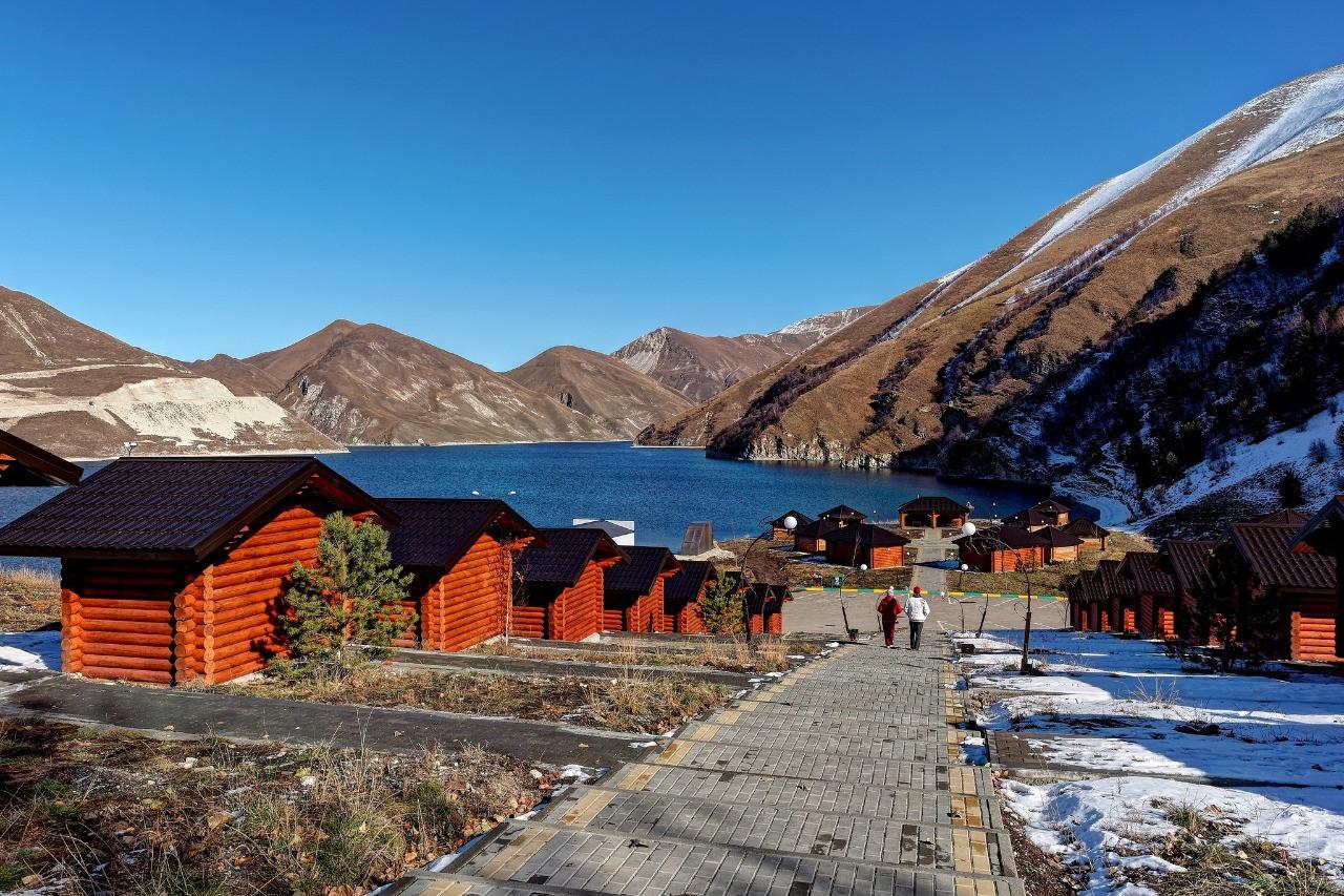 Чечня готовится открыть еще один горнолыжный курорт — «Кезеной-Ам»