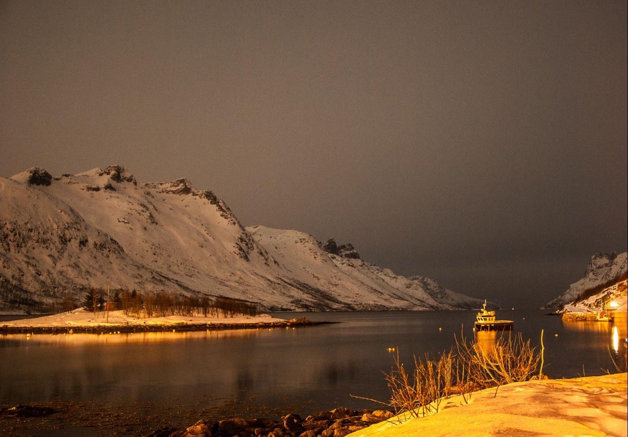 Несколько причин отправиться зимой на Кольский полуостров (в Мурманскую область)