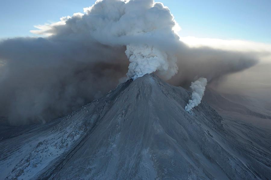Сколько в России вулканов?