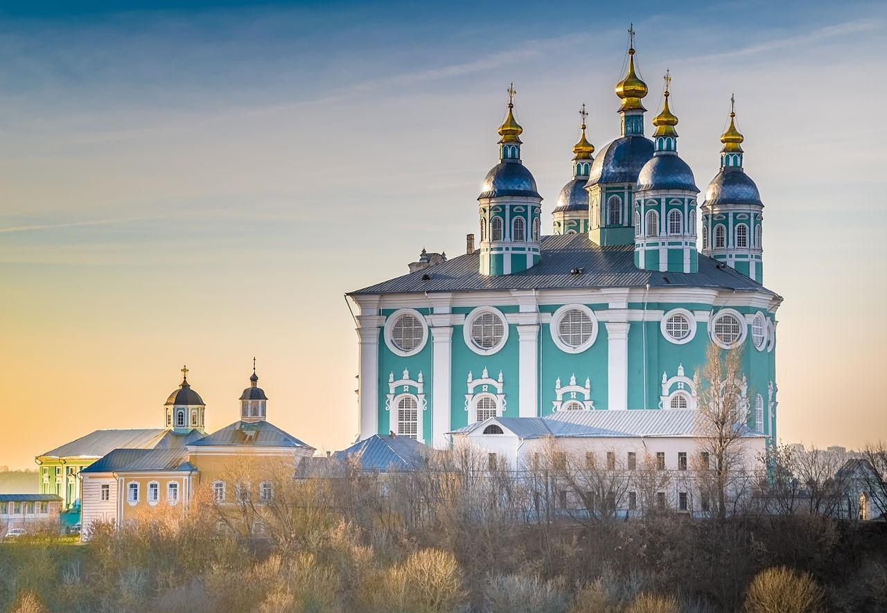 Что привезти из Смоленска и Смоленской области