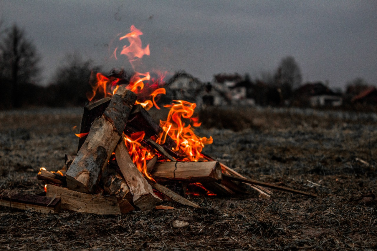 Где можно и нельзя разжигать костры
