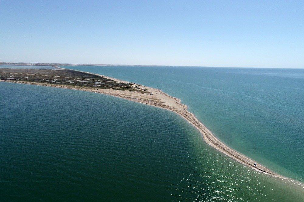 Самые красивые пляжи Крыма