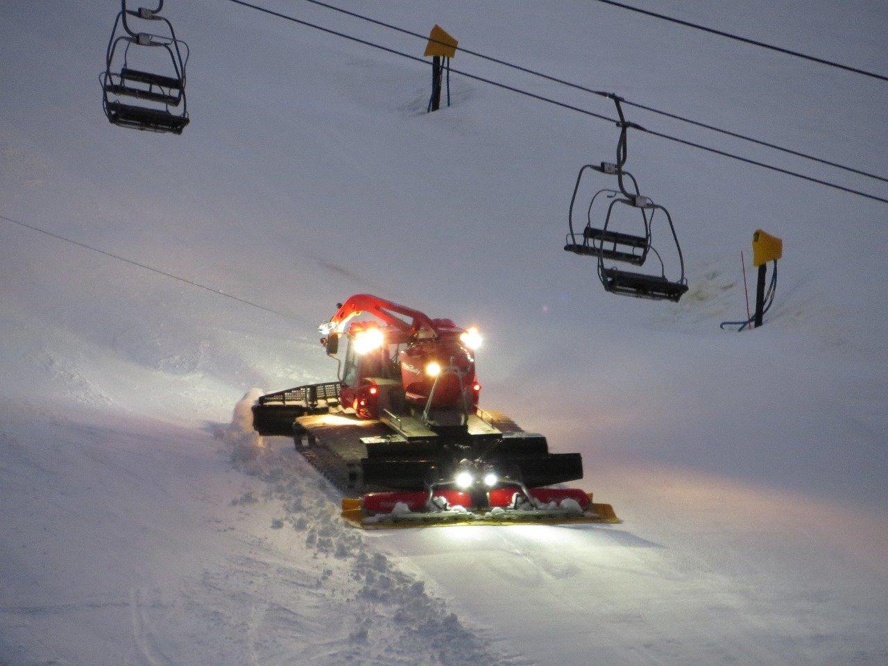 Когда открывается горнолыжный сезон?