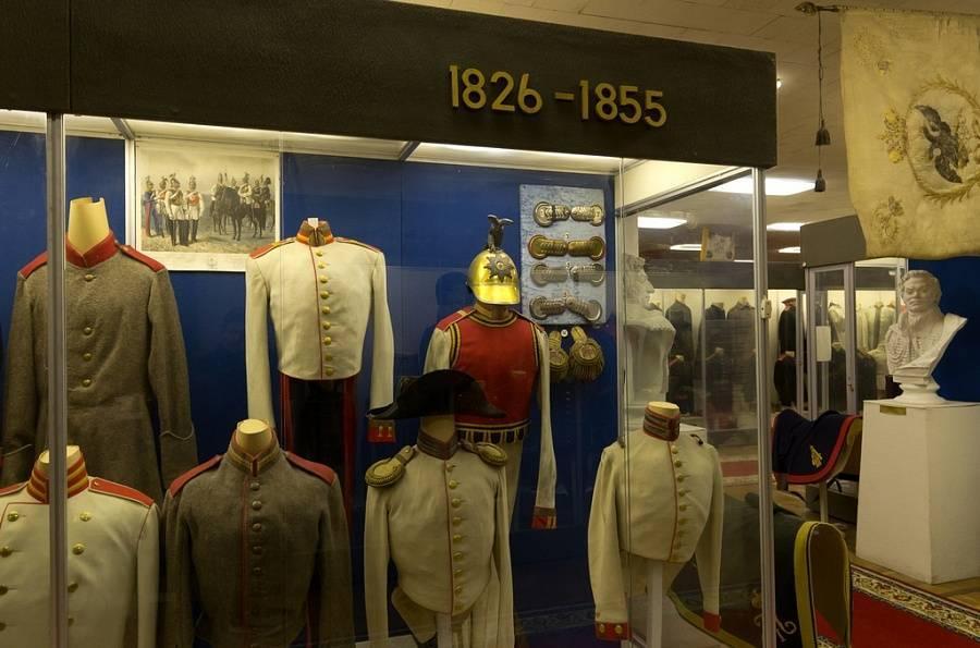 2ffb80223479 Музей военной формы одежды   Москва   Московская область