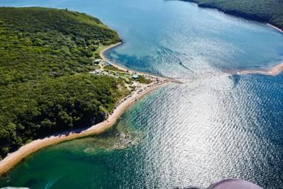 ТОП 6 самых живописных пляжей России