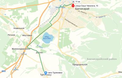 Тургеневское поле лаванды в Крыму (июнь 2018)