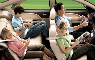 Как не заскучать в длительной поездке на машине?