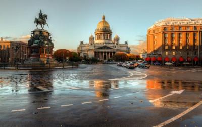 Когда лучше всего ехать в Санкт-Петербург?