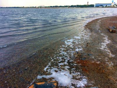 Соленое Сакское озеро: бесплатная целебная грязь и море удовольствия!