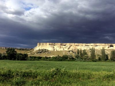 Загадки Белой скалы (Ак-Кая)