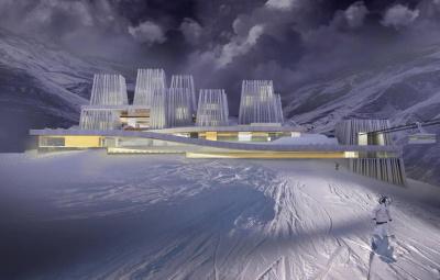 Что предложит новый горнолыжный курорт «Ведучи» в Чечне зимой 2018/2019?