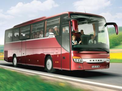 Что взять в автобусный тур?