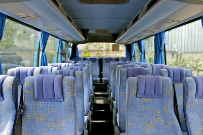 Как выспаться ночью в автобусе?