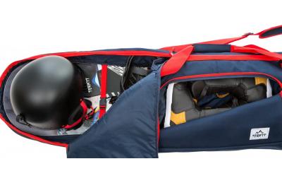 Как перевезти лыжи или сноуборд в транспорте?