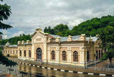 ТОП-3 лучших бальнеологических курортов России