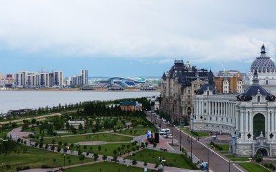 Что привезти из Казани?