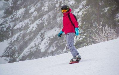 Как быстро научиться кататься на сноуборде?