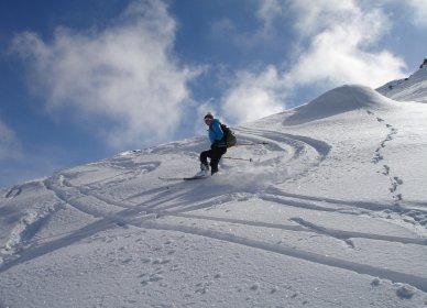 Как научиться кататься на горных лыжах быстро?