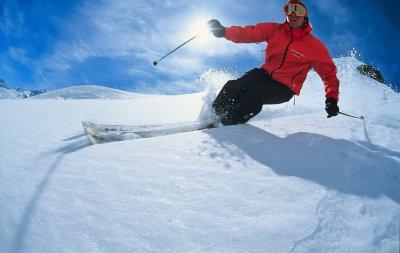 В Красной Поляне открылись первые горнолыжные трассы