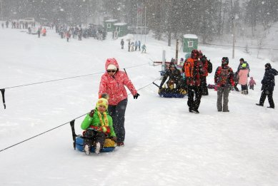 На Алтае открылся новый горнолыжный курорт