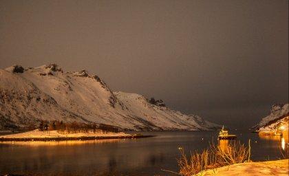 Несколько причин посетить Кольский полуостров зимой
