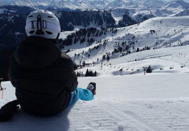Сноуборд или горные лыжи? На чем лучше учиться кататься