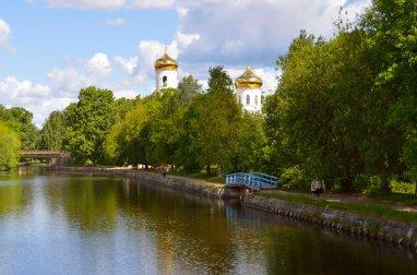 Город Вышний Волочек — «русская Венеция»