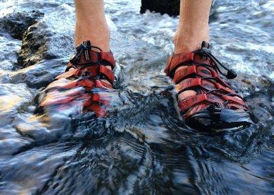 Какая обувь нужна для походов?