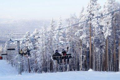 Лучшие горнолыжные курорты России, куда можно поехать весной