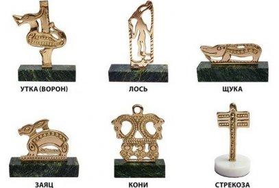 Какие сувениры и подарки привезти из Перми?