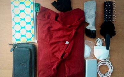 Что взять с собой в дорогу в небольшой рюкзак, как сделать из футболки чехол для ноутбука, лайфхаки