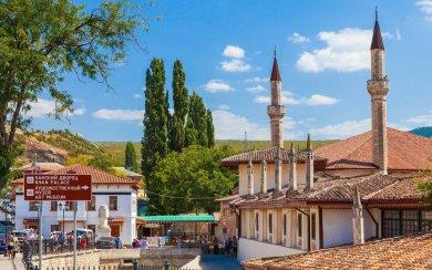 Ханский дворец в Бахчисарае — жемчужина Крыма