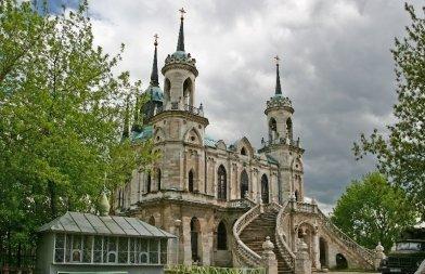 Самые необычные православные храмы России