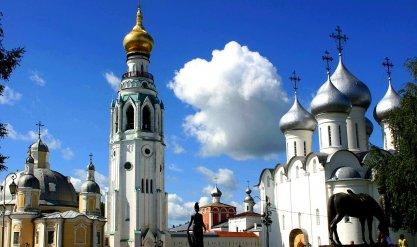 Вологда пополнит список городов исторического наследия России