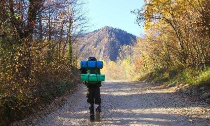 Что взять в поход осенью