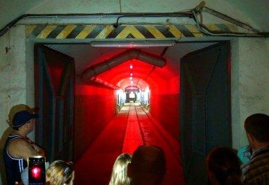Поездка на секретный военный объект в Балаклаве (Крым) и экскурсия по рассекреченному бункеру