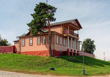 «Российский Мескальтитан»: город-остров Свияжск приглашает в гости