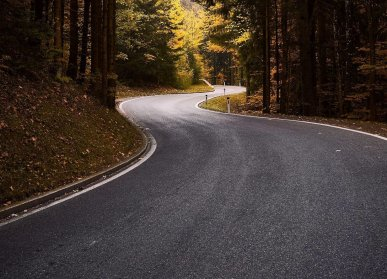 Как правильно водить машину по горному серпантину