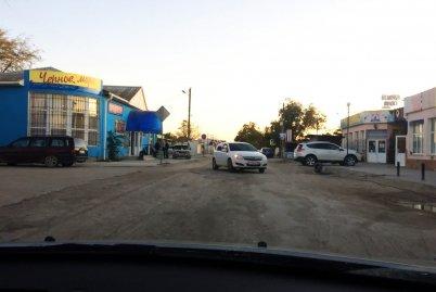 Один день в поселке Оленевка (Крым): стоит ли ехать на мыс Тарханкут?