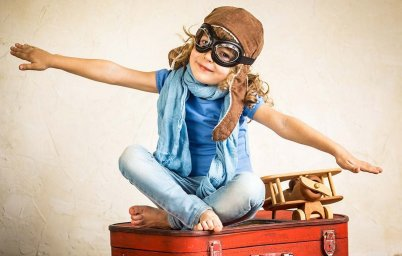 Как купить авиабилет для ребенка